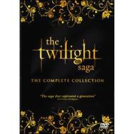 The Twilight Saga. The Complete Collection (Cofanetto 5 dvd)