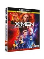 X-Men: Dark Phoenix (4K Ultra Hd+Blu-Ray) (2 Blu-ray)