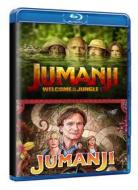 Jumanji Collection (2 Blu-Ray) (Blu-ray)