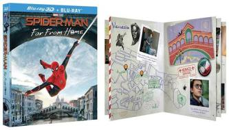 Spider-Man: Far From Home (Special Edition) (3D+Blu-Ray+Il Diario Di Peter Parker) (3 Blu-ray)