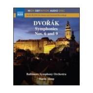 Antonin Dvorak. Symphonies Nos. 6 and 9 (Blu-ray)