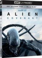 Alien: Covenant (4K Ultra Hd+Blu-Ray) (Blu-ray)