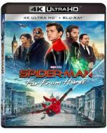 Spider-Man: Far From Home (4K Uhd+Blu-Ray) (2 Blu-ray)