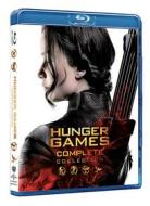 Hunger Games Collection (4 Blu-Ray) (Blu-ray)