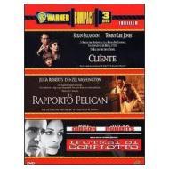 Il cliente - Il rapporto Pelican - Ipotesi di complotto (Cofanetto 3 dvd)