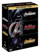 Avengers Trilogia (3 Dvd)