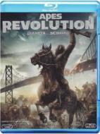 Apes Revolution. Il pianeta delle scimmie (Blu-ray)