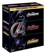 Avengers Trilogia (3 Blu-Ray) (Blu-ray)
