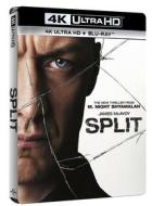 Split (Blu-Ray 4K Ultra HD+Blu-Ray) (2 Blu-ray)