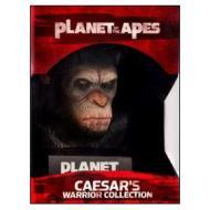Il pianeta delle scimmie. Caesar's Warrior Collection (Cofanetto 8 blu-ray - Confezione Speciale)
