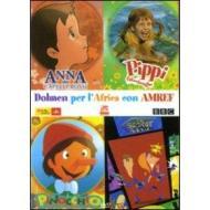 Amref. Vol. 2 (Cofanetto 4 dvd)