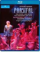 Richard Wagner. Parsifal (Blu-ray)