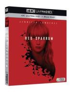 Red Sparrow (4K Ultra Hd+Blu-Ray) (Blu-ray)