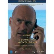 Il commissario Montalbano. Box 4 (4 Dvd)