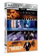 Thriller. Master Collection (Cofanetto 4 dvd)
