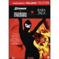 Cinefumetti italiani (Cofanetto 3 dvd)