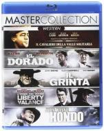 Western Master Collection (5 Blu-Ray) (Blu-ray)