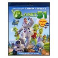 Planet 51 (Cofanetto blu-ray e dvd)