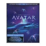 Avatar. Extended Collector's Edition (Cofanetto blu-ray e dvd)