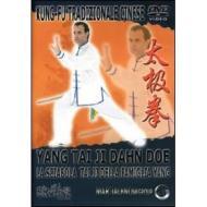 La sciabola Tai Ji della famiglia Yang. Yang Tai Ji Dahn Doe