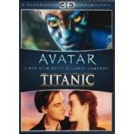 Avatar. Titanic 3D (Cofanetto 2 blu-ray)