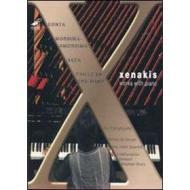 Iannis Xenakis. Works with Piano
