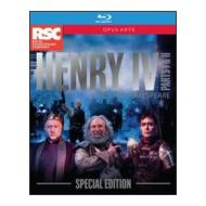 William Shakespeare. Henry IV Part 1. Enrico IV. Parte 1 e 2 (Cofanetto 2 blu-ray)