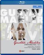 Gustav Mahler. Symphonies Nos. 1 & 2 (Blu-ray)