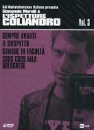 L' ispettore Coliandro. Vol. 3 (4 Dvd)