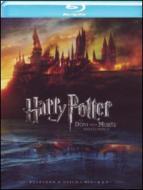 Harry Potter e i doni della morte (Cofanetto 4 blu-ray)