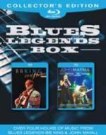 Blues Legends Box (Cofanetto 2 blu-ray)