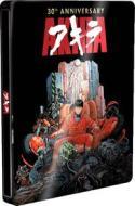Akira - 30Th Anniversary Edition Steelbook (Blu-Ray+Dvd+Booklet) (Blu-ray)
