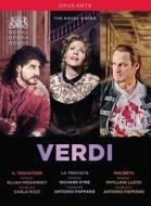 Giuseppe Verdi. Trovatore. Traviata. Macbeth (Cofanetto 3 dvd)