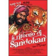 Il ritorno di Sandokan (4 Dvd)