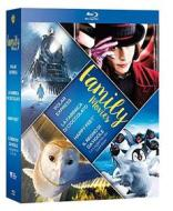 Family Movies (4 Blu-Ray) (Blu-ray)