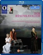 Richard Strauss. Der Rosenkavalier. Il cavaliere della rosa (Blu-ray)