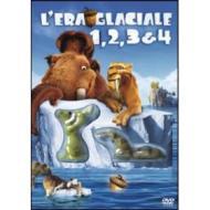 L' era glaciale 1, 2, 3 & 4 (Cofanetto 4 dvd)