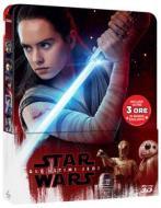 Star Wars - Gli Ultimi Jedi (Blu-Ray 3D+Blu-Ray) (Ltd Steelbook) (Blu-ray)