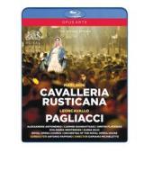 Pietro Mascagni, Cavalleria rusticana. Ruggero Leoncavallo, I pagliacci (Blu-ray)