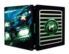 The Green Hornet (Steelbook) (Blu-ray)