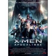 X-Men. Apocalisse 3D (Cofanetto 2 blu-ray)