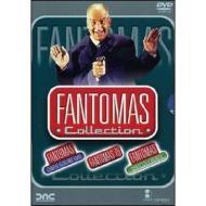 Fantomas (Cofanetto 3 dvd)