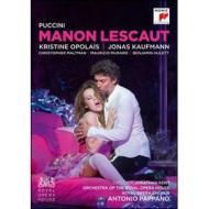 Giacomo Puccini. Manon Lescaut (Blu-ray)