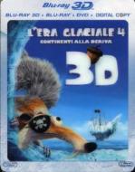 L' era glaciale 4. Continenti alla deriva 3D (Cofanetto blu-ray e dvd - Confezione Speciale)