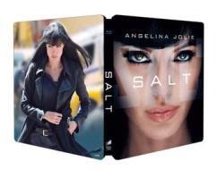 Salt (Steelbook) (Blu-ray)