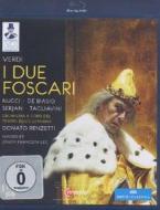 Giuseppe Verdi. I due Foscari (Blu-ray)