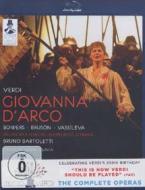 Giuseppe Verdi. Giovanna d'Arco (Blu-ray)