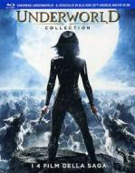 Underworld Collection (Cofanetto 4 blu-ray)