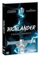Highlander - L'Ultimo Immortale (Dvd+Calendario 2021)