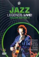 Jazz Legends Live - Deluxe Edition 4 (2 Dvd)